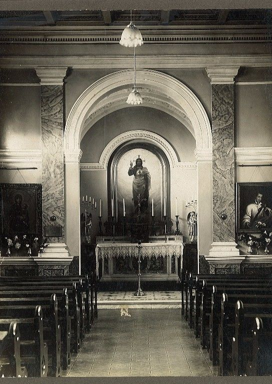 The Roman Catholic Chapel c1900
