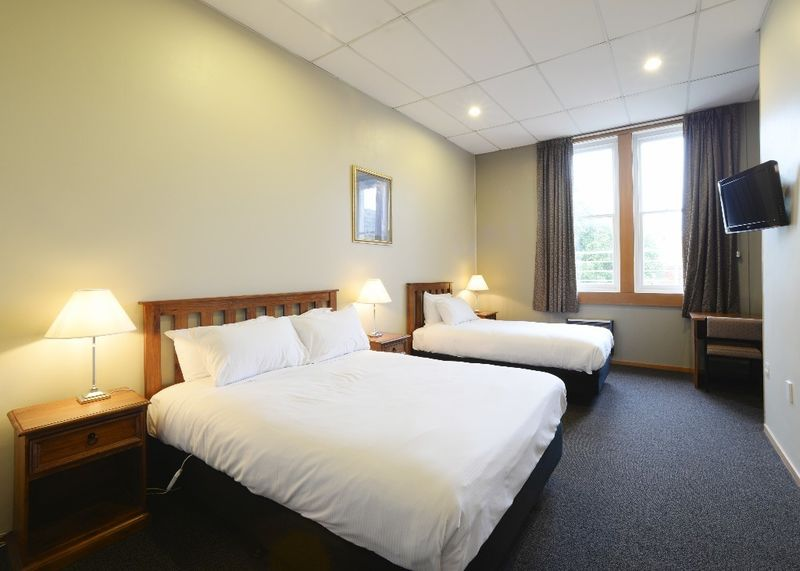 Double Deluxe suite Accommodation