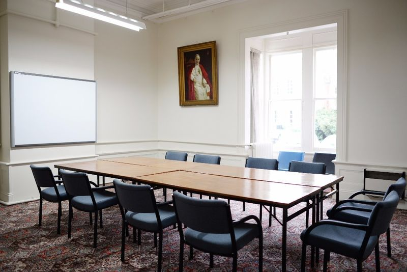 James McMenamin Room suitable for workshops